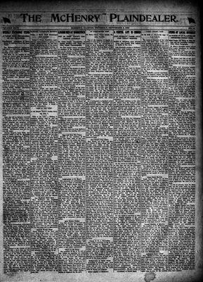 McHenry Plaindealer (McHenry, IL), 2 Sep 1920