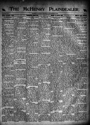 McHenry Plaindealer (McHenry, IL), 23 Sep 1920