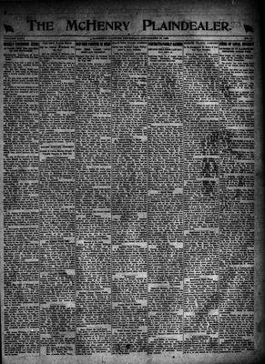 McHenry Plaindealer (McHenry, IL), 30 Sep 1920