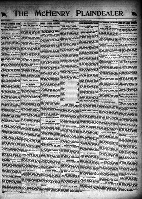 McHenry Plaindealer (McHenry, IL), 14 Oct 1920