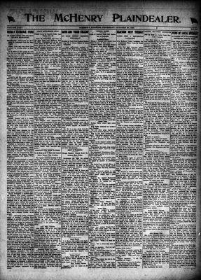 McHenry Plaindealer (McHenry, IL), 28 Oct 1920