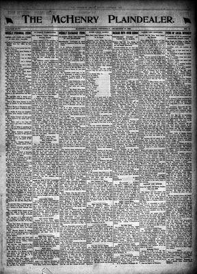 McHenry Plaindealer (McHenry, IL), 16 Dec 1920