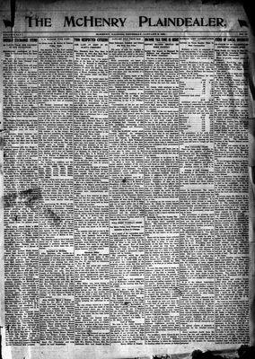 McHenry Plaindealer (McHenry, IL), 6 Jan 1921