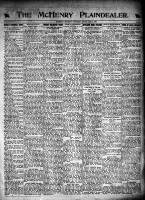 McHenry Plaindealer (McHenry, IL), 10 Feb 1921