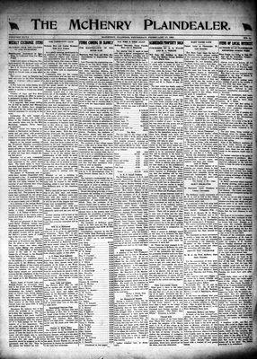 McHenry Plaindealer (McHenry, IL), 17 Feb 1921