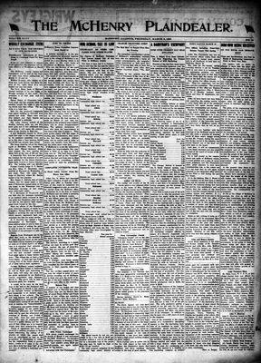 McHenry Plaindealer (McHenry, IL), 3 Mar 1921