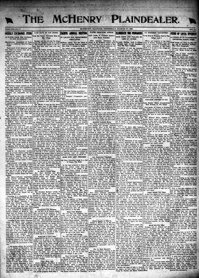 McHenry Plaindealer (McHenry, IL), 17 Mar 1921