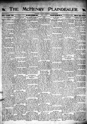 McHenry Plaindealer (McHenry, IL), 24 Mar 1921