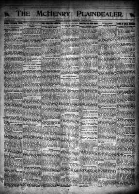 McHenry Plaindealer (McHenry, IL), 28 Apr 1921