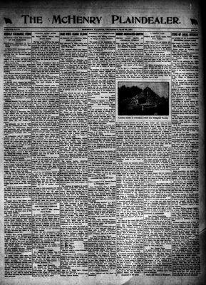 McHenry Plaindealer (McHenry, IL), 26 May 1921