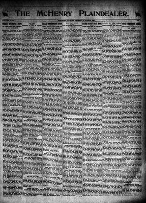McHenry Plaindealer (McHenry, IL), 30 Jun 1921