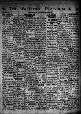 McHenry Plaindealer (McHenry, IL), 29 Sep 1921