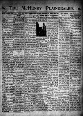 McHenry Plaindealer (McHenry, IL), 24 Nov 1921