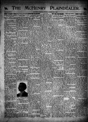 McHenry Plaindealer (McHenry, IL), 2 Feb 1922