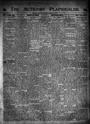 McHenry Plaindealer (McHenry, IL), 16 Feb 1922