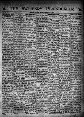 McHenry Plaindealer (McHenry, IL), 23 Feb 1922