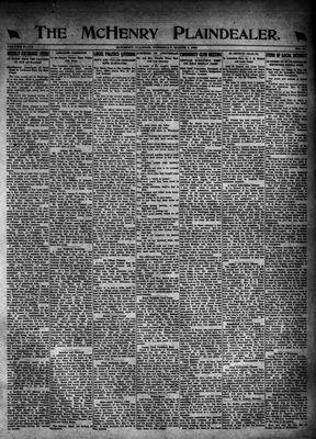 McHenry Plaindealer (McHenry, IL), 2 Mar 1922