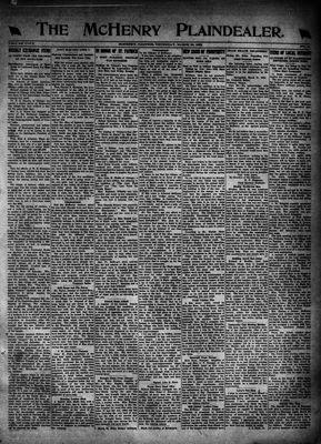 McHenry Plaindealer (McHenry, IL), 23 Mar 1922