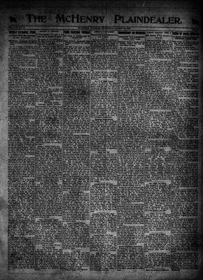 McHenry Plaindealer (McHenry, IL), 30 Mar 1922
