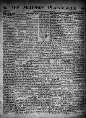 McHenry Plaindealer (McHenry, IL), 6 Apr 1922
