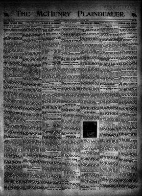 McHenry Plaindealer (McHenry, IL), 8 Jun 1922