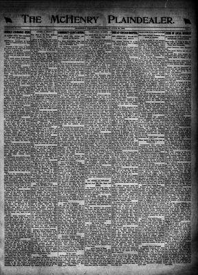 McHenry Plaindealer (McHenry, IL), 22 Jun 1922