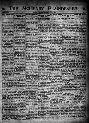 McHenry Plaindealer (McHenry, IL), 6 Jul 1922
