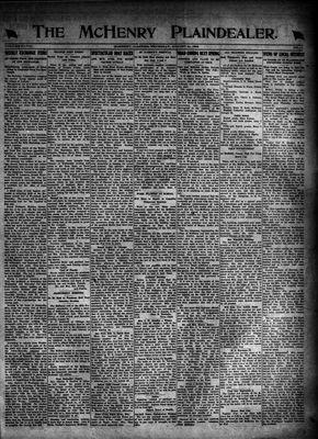 McHenry Plaindealer (McHenry, IL), 24 Aug 1922
