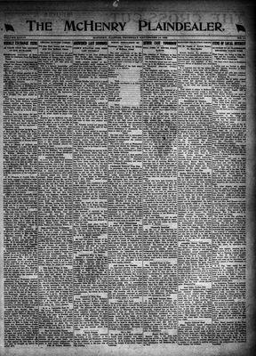 McHenry Plaindealer (McHenry, IL), 14 Sep 1922