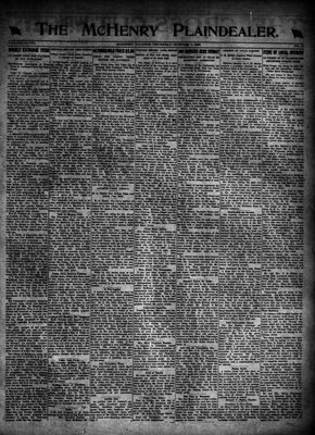 McHenry Plaindealer (McHenry, IL), 5 Oct 1922
