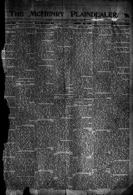 McHenry Plaindealer (McHenry, IL), 4 Jan 1923