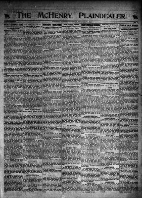 McHenry Plaindealer (McHenry, IL), 1 Feb 1923