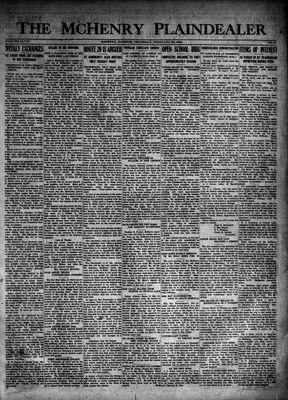 McHenry Plaindealer (McHenry, IL), 22 Feb 1923