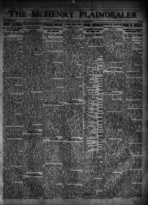 McHenry Plaindealer (McHenry, IL), 1 Mar 1923