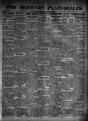 McHenry Plaindealer (McHenry, IL), 29 Mar 1923