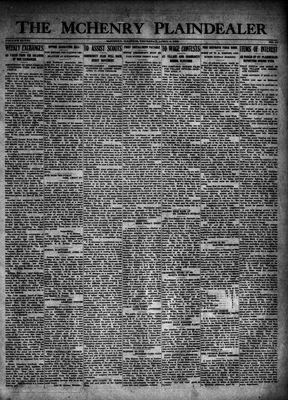 McHenry Plaindealer (McHenry, IL), 5 Apr 1923