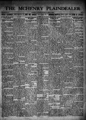 McHenry Plaindealer (McHenry, IL), 12 Apr 1923