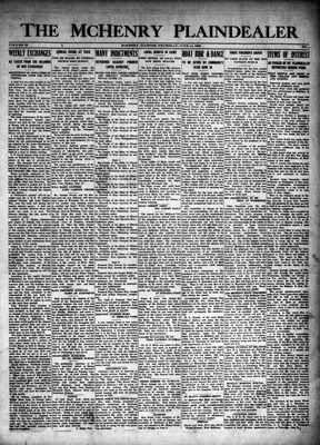 McHenry Plaindealer (McHenry, IL), 14 Jun 1923