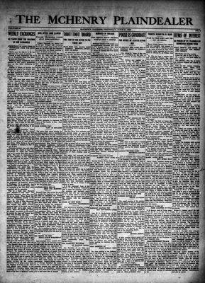 McHenry Plaindealer (McHenry, IL), 21 Jun 1923