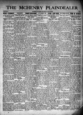 McHenry Plaindealer (McHenry, IL), 12 Jul 1923