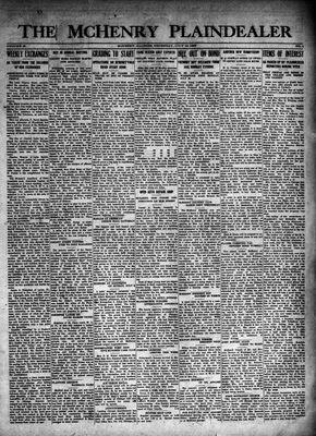 McHenry Plaindealer (McHenry, IL), 19 Jul 1923
