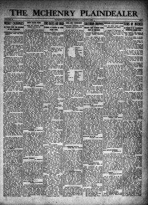 McHenry Plaindealer (McHenry, IL), 2 Aug 1923