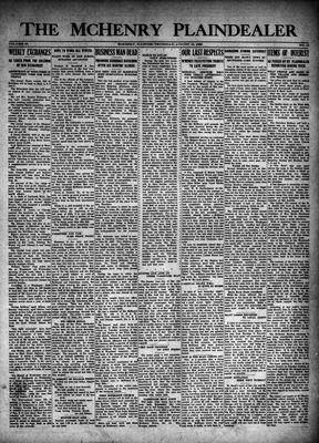 McHenry Plaindealer (McHenry, IL), 16 Aug 1923