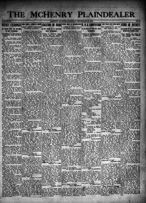McHenry Plaindealer (McHenry, IL), 20 Sep 1923
