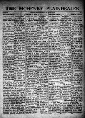 McHenry Plaindealer (McHenry, IL), 27 Sep 1923