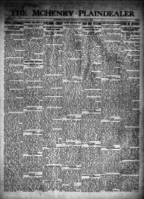 McHenry Plaindealer (McHenry, IL), 4 Oct 1923