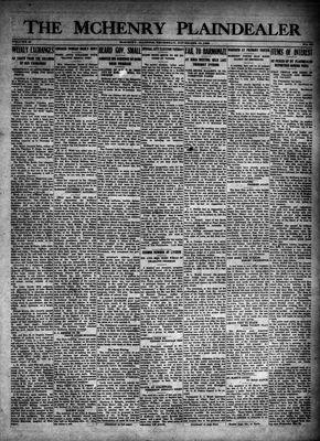 McHenry Plaindealer (McHenry, IL), 15 Nov 1923