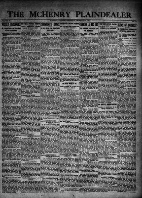 McHenry Plaindealer (McHenry, IL), 6 Dec 1923