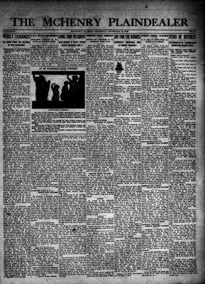McHenry Plaindealer (McHenry, IL), 13 Dec 1923