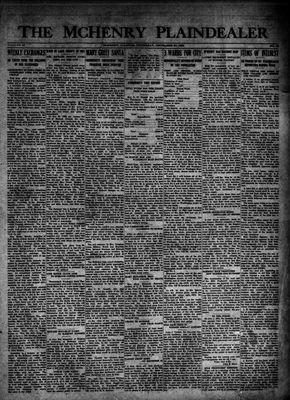 McHenry Plaindealer (McHenry, IL), 27 Dec 1923